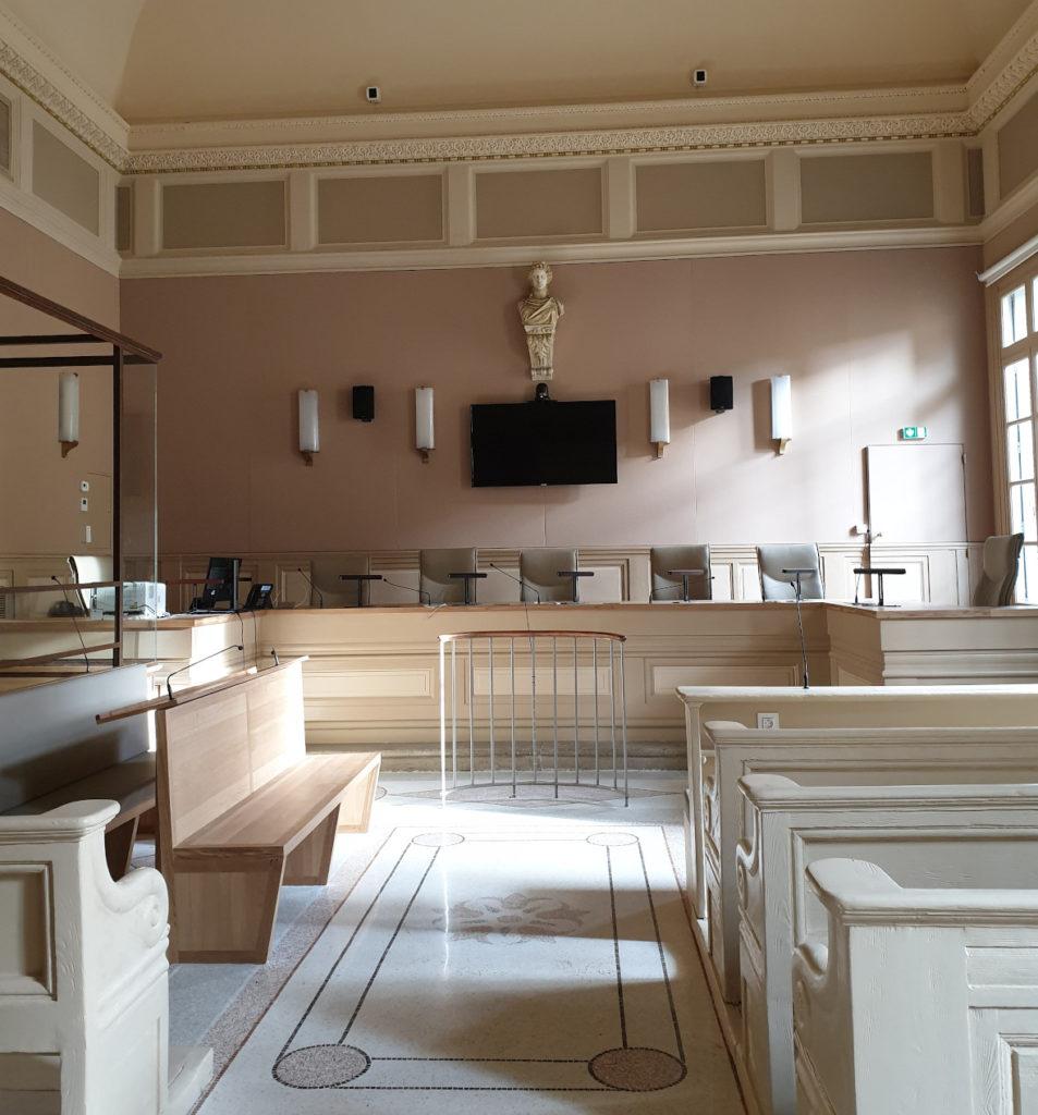 Cour d'appel de Montpellier - Aude DARDAILLON Avocat